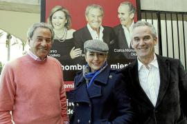 La Plataforma contra los desahucios negocia una dación con el Santander