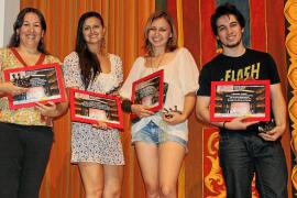 Tadeo, Pons Vila, Grau y Gasulla, menorquines en la coronación