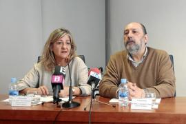 Marga Albertí, periodista y redactora durante diez años de «Es Diari»