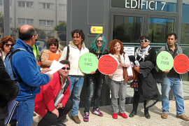 El Consell y el Ayuntamiento de  Ferreries inauguran el Centro de Geología