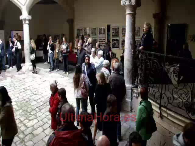 Que los menorquines Yanhire Llabrés y Amadeu Corbera participaran ayer en una acción de protesta...