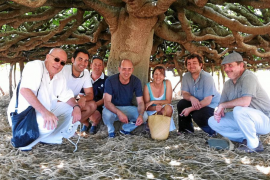 Manuel Aguilar gana el festival de cortos de Alaior