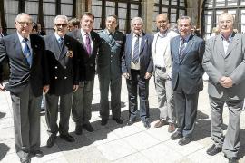 Tres detenidos en Palma por posesión de droga y una pistola