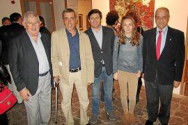 José Ramón Bauzá visita e interactúa en la feria de nuevas tecnologías
