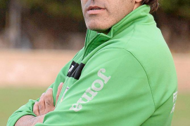 Sergi Enrich reaparecerá con el Numancia ante el Mallorca