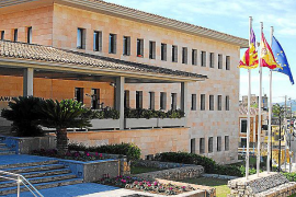 Otra protesta de SOS Menorca por la obra de la Me-1 en Ciutadella