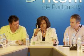 Coll promete menos presión fiscal si repite en la alcaldía de Sant Lluís