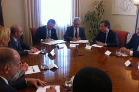 Sampol tampoco cede a la reclamación del CV Ciutadella