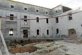 Menorca Mao Tetro Principal Sant Antoni Acto Institucional del Consel