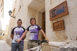 Camps promete «cuatro años más de trabajo productivo» en Es Castell