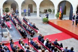 Felipe González sobre la cena Zapatero-Iglesias: «Yo estoy a dieta y no ceno»
