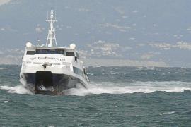 Menorca, en alerta roja por fenómenos costeros adversos