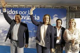 Aguirre será candidata a la Alcaldía y Cifuentes a la Comunidad de Madrid