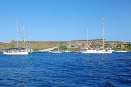 Duro entrenamiento para la Trail Menorca