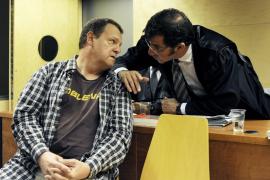 Condenado por intentar matar a su exmujer con un machete en Palma