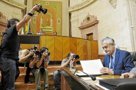 José Pons consigue pagar la multa de 100 euros en monedas, al segundo intento