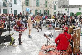 El Plan de Sant Joan limita el aforo definitivo de Es Pla a 17.720 personas
