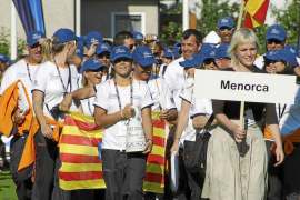 Menorca Sant Lluis elecciones municipales y autonomicas jornada elect