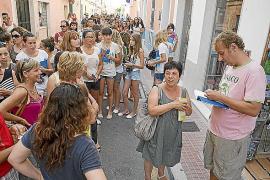 Las navieras ofertan 66.000 plazas  la semana de Sant Joan