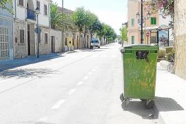Desalojan dos viviendas por un incendio en Ciutadella