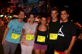 El pueblo de Ciutadella reconoce a su heroína marítima Tita Llorens