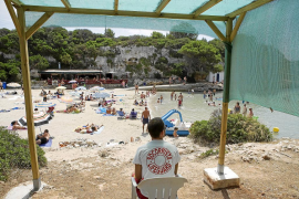 El Consell anuncia que cerrará el parking de Cala en Turqueta