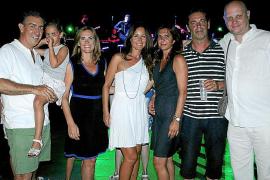 Albert Escrits y Maria Camarena, ganadores absolutos de la travesía a Na Macaret
