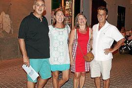 Torres y Muntaner liderarán a Balears