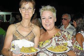 Dos gegants més gegants que mai a les festes de Gràcia