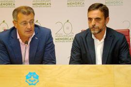Josep Torres, ganador de la Half Menorca Triathlón