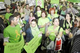 El Ayuntamiento de Maó absorberá a los cinco trabajadores que tiene el PUM