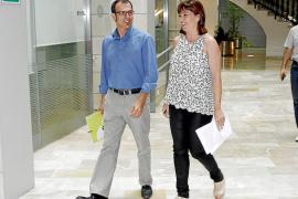 El PP denuncia la «parálisis», división y falta de iniciativa del pacto de Ciutadella
