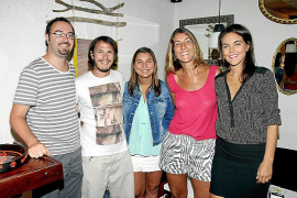 Maite Salord se ha reunido con los alcaldes Josep Carreres y Joana Gomila