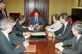 Rivera da su apoyo a Rajoy para lidiar con el desafío soberanista en Catalunya