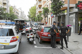 Menorquines en la urbe más amenazada