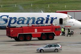 Air Nostrum indigna a los pasajeros del vuelo a Madrid
