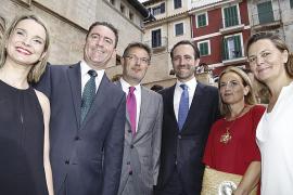 Felipe VI apela al sentido del deber, la responsabilidad y el entendimiento de los partidos
