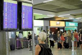 Aterriza en Palma un avión por una falsa amenaza terrorista