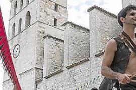 La 'Delfí Serra' salta al ruedo para celebrar Sant Antoni