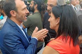 Pons Vila jura su cargo en el Senado