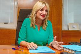 Guida Allés y Mar Lluch, presidenta y vicepresidenta Consell Escolar de Menorca