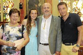 El Mallorca aterriza en Son Marçal