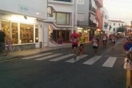 Sant Lluís deja el primer tramo de Es Cós sin plazas para aparcar