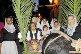 Aires del sur en Maó en la fiesta andaluza