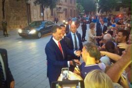 Rajoy afirma que lo que ofrece Sánchez no es lo que necesita España
