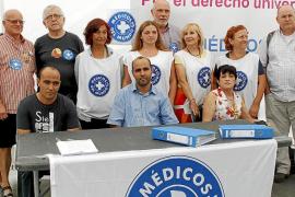 El diputado autonómico por Menorca Manel Martí (Més)
