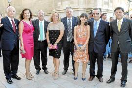 Minuto de silencio por la última víctima de violencia de género en Balears