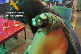 Una joven herida tras colisionar con un vehículo en Ciutadella