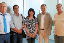 Armengol aboga por un acuerdo tripartito en el Gobierno central