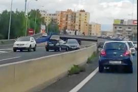 Herida una niña de 5 años tras una colisión en Ciutadella